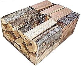 No25 広葉樹の薪 携帯焚火台用 薪の長さ約17cm 宅配80サイズ段ボール箱入り【産地】長野県 八ヶ岳通販