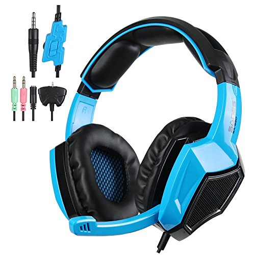 GHB Sades SA-920 Gaming Headset with Mic For PS4/Xbox 360/PC/Laptop/Cellphone