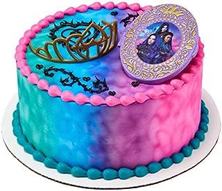 descendants 2 cake decorations