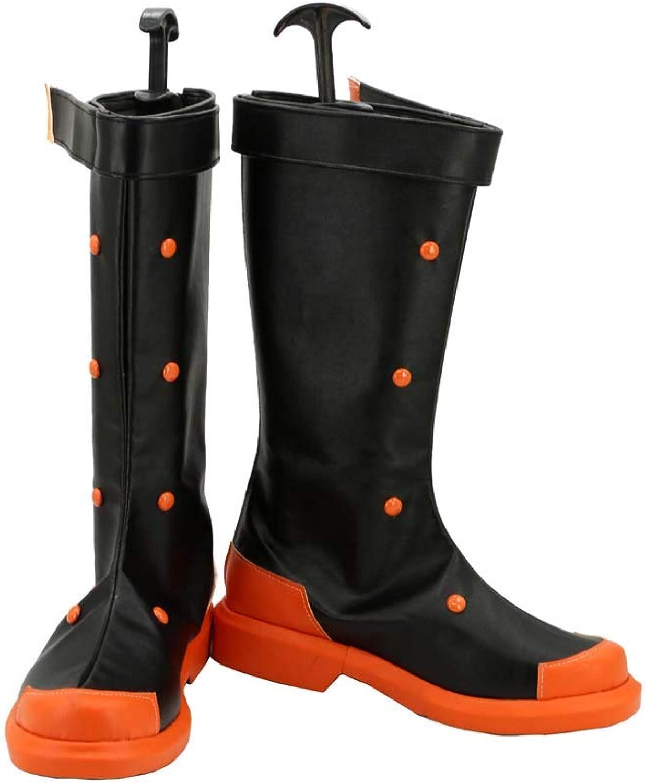 Karnestore My Hero Academia Boku No Hero Academia Katsuki Bakugou Cosplay Stiefel Schuhe Standardgröße und Maßanfertigung B07GHGMXDW Zart  | Qualität Produkte