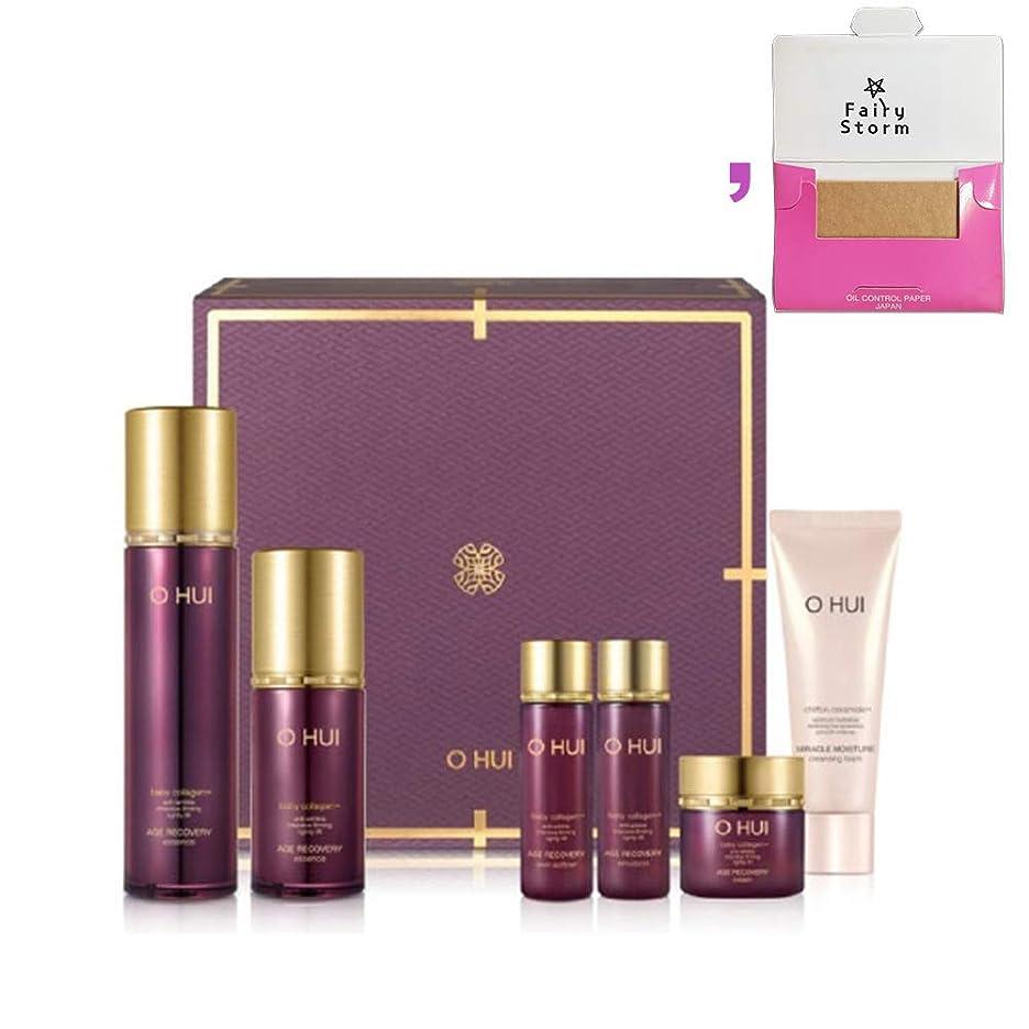 予防接種するフォーラムタッチ[オフィ/O HUI]韓国化粧品 LG生活健康/オフィ エイジ リカバリー エッセンス セット/O HUI AGE RECOVERY ESSENCE 2EA Set+ [Sample Gift](海外直送品)