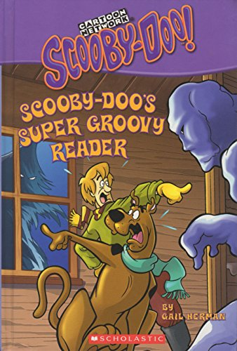 Scooby-Doo\'s Super Groovy Reader
