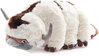Details about  /Avatar The Last Airbender Flying Man Cow Plush Doll Appa God Cow Doll Children