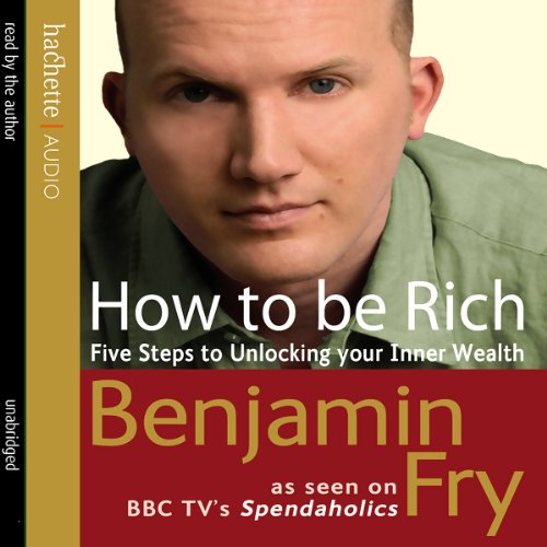 How to Be Rich audiobook cover art