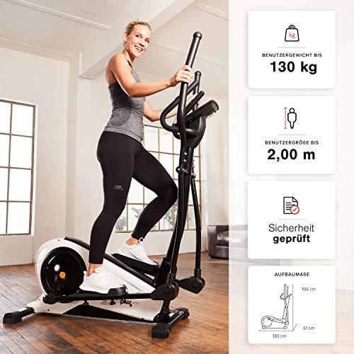 SportPlus Version 2021 Crosstrainer 1-3