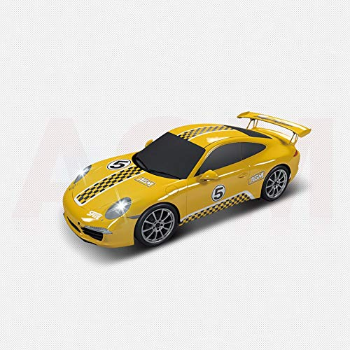 AEDWQ Kids Toy-Electric Powered Slot Car Race Track Accessories High Speed Electric Super Loop Speedway Slot Car with Two Cars for Dual Racing Boy Girl Best Gifts (Color : Jj)