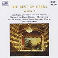 The Best Of Opera, Vol. 3 (1995-08-22)