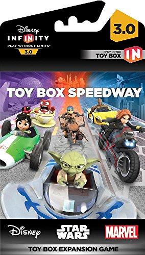 Disney Infinity 3.0: ToyBox-Erweiterungs-Spiel - Speedway