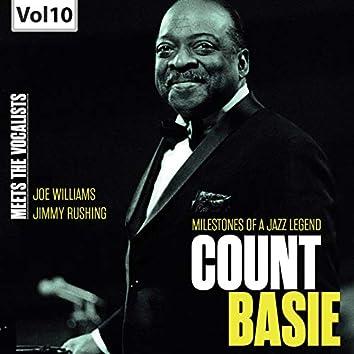 Milestones of a Jazz Legend - Meets the Vocalists, Vol. 10