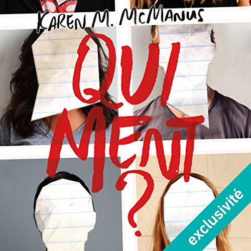Qui ment ? audiobook cover art