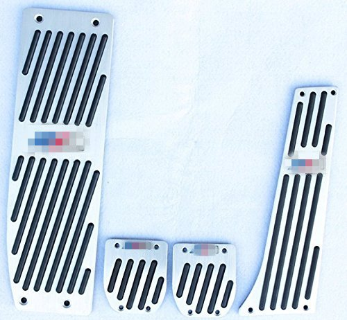 Di&Mi Pedalauflagen Pedale Bremse Fußstütze Pedalset x1 (S-4)