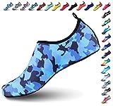 BOLOG Zapatos de Niño Zapatos de Agua de Natación Infantil para Niños...