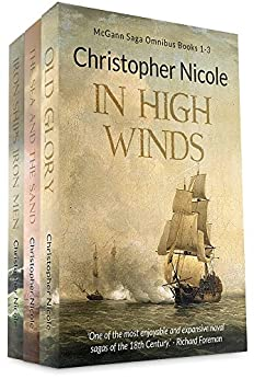 In High Winds: The McGann Saga, Part One by [Christopher Nicole]