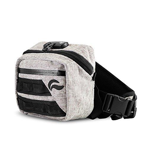 Skunk Kross - Bolsa para Hipster a Prueba de olores con Cerradura Combo