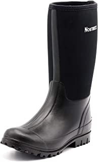 insulated neoprene boots