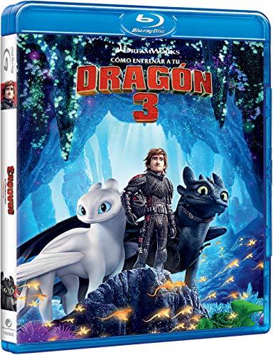 Cómo Entrenar A Tu Dragon 3 [Blu-ray]