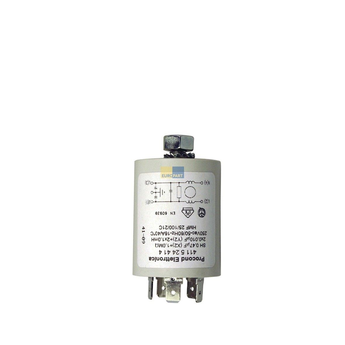 Universal Antiparasitario Protección Cancelación del filtro ...