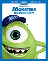 Monsters University/ [Blu-ray] [Import]