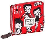 Karactermania 36551 Betty Boop Rouge Monederos, 11 cm, Rojo