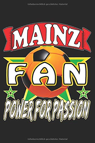 Fussball Mainz Fan Power for passion