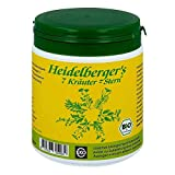 Heidelberger's 7 Kräuter-Stern Bio Teepulver, 250 g Tee