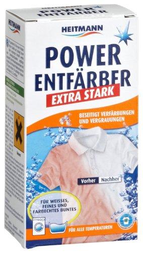 Heitmann Power Entfärber Extra Stark, 6er Pack (6 x 250 g)