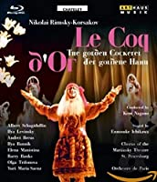 Nikolai Rimsky-Korsakov - Le Coq d'or [Blu-ray] [Import]