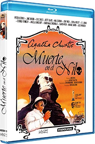 Assassinio sul Nilo / Death on the Nile ( 1978 ) [ Origine Spagnolo, Nessuna Lingua Italiana ] (Blu-Ray)