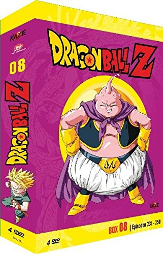 Dragonball Z - TV-Serie - Vol.8 - [DVD]