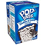 Pop Tarts Con Glassa Cookies Cream Oreo