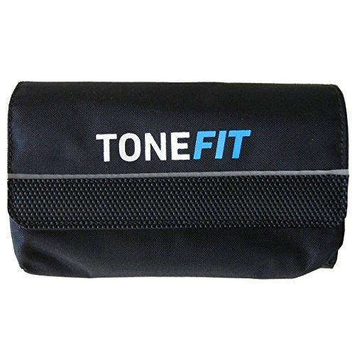 TONEFIT Deluxe Phone Bag Belt - Gürtel für Walking und Jogging auf höchstem Niveau. Die smarteste Erfindung im Laufsport seit Jahrzehnten!