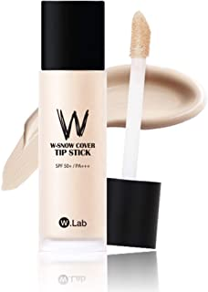 [W.Lab] W-SNOW COVER TIP STICK 13. COVER IVORY, 40ml, Foundation, Concealer …