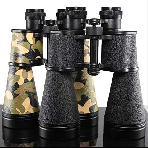 Zhipeng Full Metal 15X60 High-powered Verrekijker Groot kaliber High-Definition Night Vision buitenshuis (Kleur : Camouflage) hsvbkwm, Camouflage