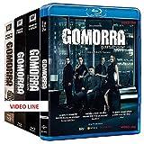 Gomorra - La Serie Stagione 01-02-03-04 (15 Blu Ray-Disc) Edizione Italiana