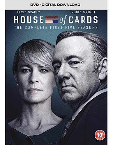 01 02 03 04 / House of Cards-Season 05-Set [Import]