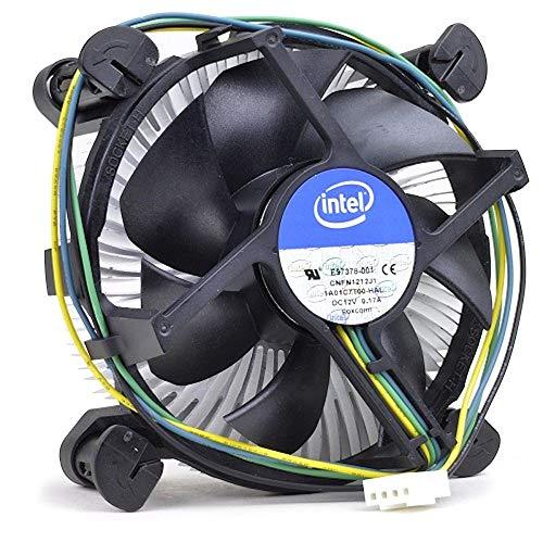 Intel Socket 1155/1156 Copper Base/Aluminum Heat Sink