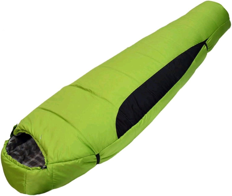 SHUIDAI Campingschlafsack im Freien ultraleichte Erwachsene Schlafsack Camping Baumwolle Schlafsack Schlafsack Schlafsack dicken Winterschlafsack B07CN68LSN  Abrechnungspreis 432f65