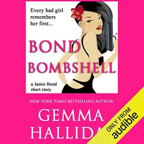 Bond Bombshell audiobook cover art