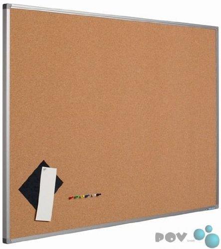 POV® Pintafel Presskork, 90 x 180 cm, Profil 8 mm