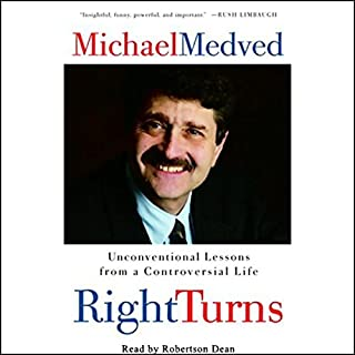 Right Turns audiobook cover art