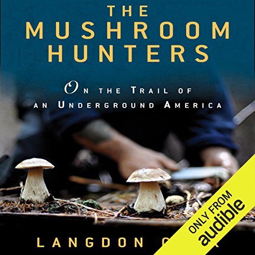 The Mushroom Hunters cover art