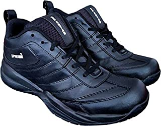 Jumper Black Basketball Shoes for Men