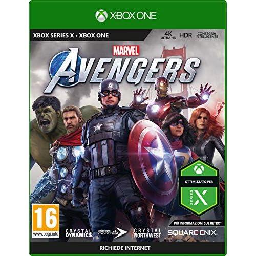 Marvel's Avengers - [Esclusiva Amazon.It] - Day-One Limited - Xbox One