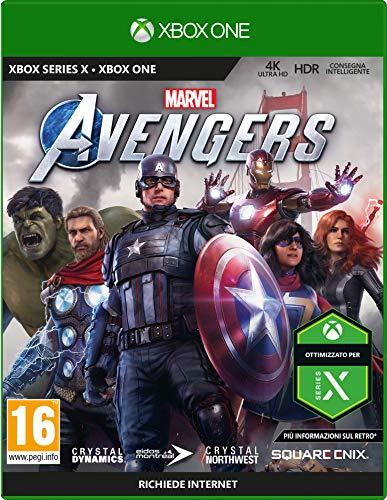Marvel's Avengers - COMIC Book [Esclusiva Amazon.It] - Day-One Limited - Xbox One