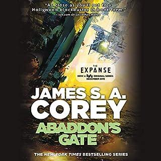 Abaddon's Gate cover art