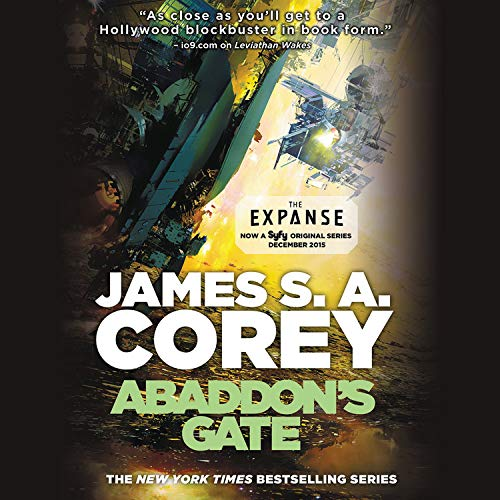 Abaddon's Gate Audiobook By James S. A. Corey cover art