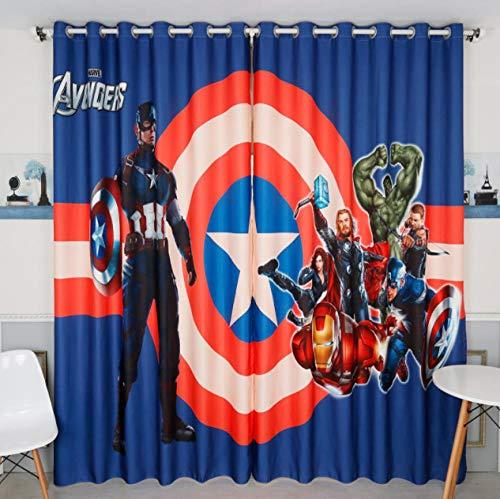 cortinas habitacion hombre