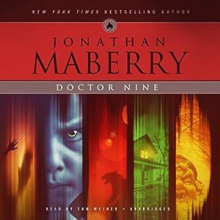 Doctor Nine audiobook cover art