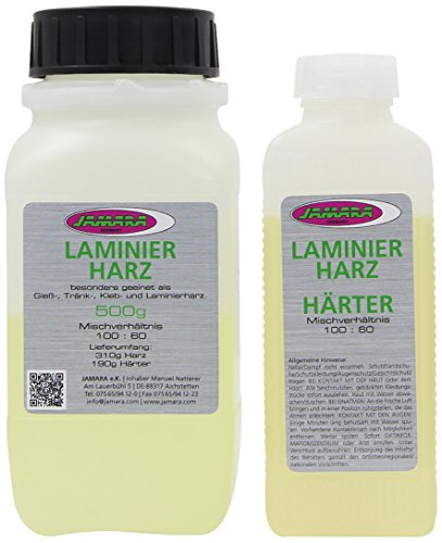 Jamara Jamara236125 500 g de résine et durcisseur