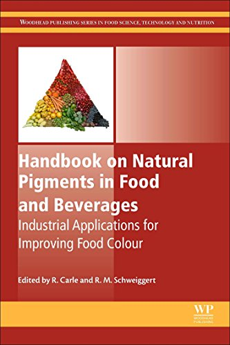 Handbook on Natural Pigments in Food and Beverages: Industrial Applications for Improving Food Color (Woodhead Publishing Series in Food Science, Technology and Nutrition)